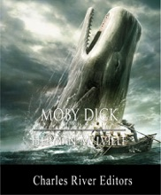 Moby Dick, Or The Whale (Illustrated Edition)