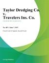 Taylor Dredging Co V Travelers Ins Co