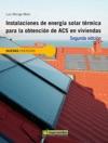 Instalaciones De Energa Solar Trmica Para La Obtencin De ACS En Viviendas