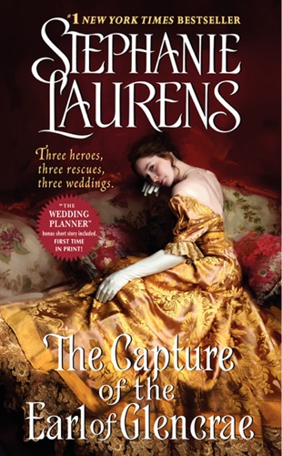 Stephanie Laurens - The Capture of the Earl of Glencrae