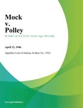 Mock V. Polley