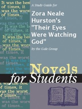 A Study Guide For Zora Neale Hurston's