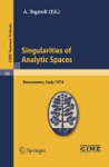 Singularities Of Analytic Spaces