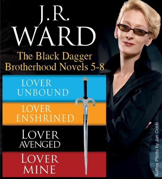 J.R. Ward The Black Dagger Brotherhood Novels 5-8 - J.R. Ward book cover