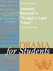Download and Read Online A Study Guide for Samuel Beckett's