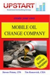 Create Your Own Mobile Oil Change Company
