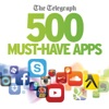 The Telegraph 500 Must-Have Apps 2014
