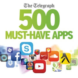 The Telegraph 500 Must Have Apps 2014