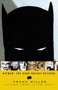 Batman: The Dark Knight Returns Book Cover