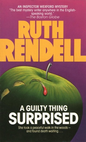 Ruth Rendell - A Guilty Thing Surprised