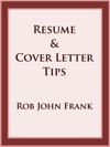 Resume  Cover Letter Tips