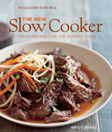 Williams-Sonoma The New Slow Cooker