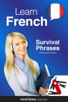 Learn French - Survival Phrases Enhanced Version