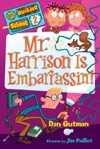 Mr Harrison Is Embarrassin