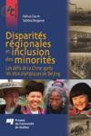 Disparits Rgionales Et Inclusion Des Minorits