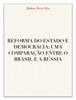 Matheus Passos Silva - Reforma do Estado e democracia grafismos