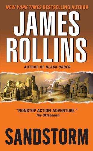 James Rollins - Sandstorm