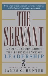 The Servant Book Cover