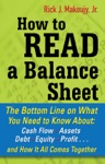 How To Read A Balance Sheet The Bottom Line On What You Need To Know About Cash Flow Assets Debt Equity Profitand How It All Comes Together