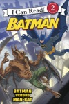 Batman Classic Batman Versus Man-Bat