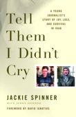 Tell Them I Didn't Cry Book Cover