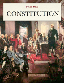United States Constitution book