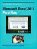 Pere Manel Verdugo Zamora - Microsoft Excel 2011 ilustraciГіn