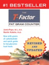 The T-Factor Fat Gram Counter