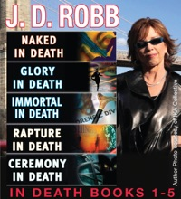 J. D. Robb: In Death Collection Books 1-5