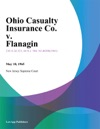 Ohio Casualty Insurance Co V Flanagin