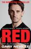 Gary Neville - Red: My Autobiography artwork