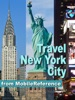 New York City (NYC) Includes Manhattan, Brooklyn, Bronx, Queens, Staten Island & More: Illustrated Travel Guide And Maps (Mobi Travel)