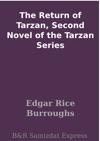The Return Of Tarzan Second Novel Of The Tarzan Series