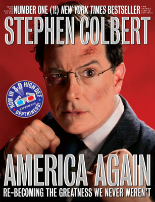 America Again - Stephen Colbert book