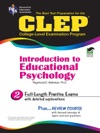 CLEP Introduction To Educational Psychology REA - The Best Test Preparation