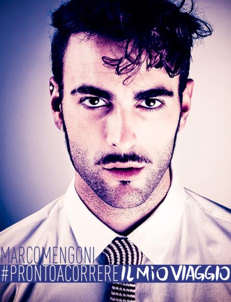 #PRONTOACORREREILMIOVIAGGIO di Marco Mengoni