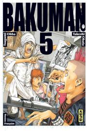 Bakuman - Tome 5