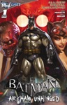 Batman Arkham Unhinged 1