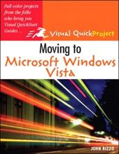 Moving to Microsoft Windows Vista