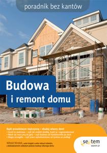 Budowa i remont domu. Poradnik bez kantów La couverture du livre martien