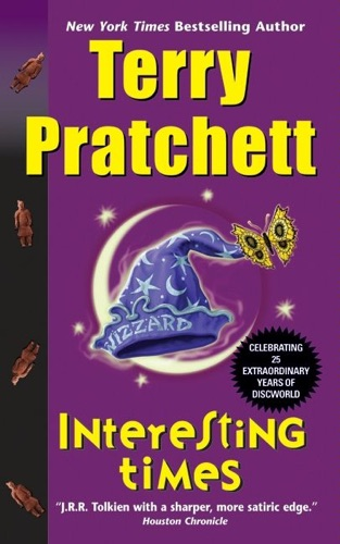 Terry Pratchett - Interesting Times