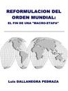 Reformulacin Del Orden Mundial
