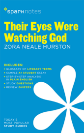 Their Eyes Were Watching God SparkNotes Literature Guide book