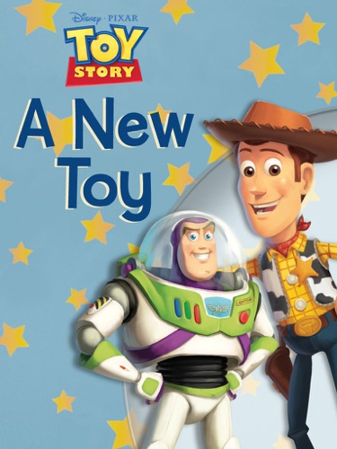 Disney Book Group - Toy Story: A New Toy