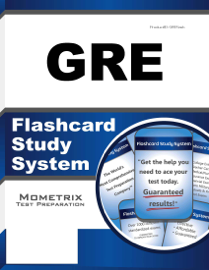 GRE Flashcard Study System: book