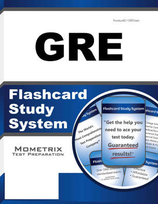 GRE Flashcard Study System: - GRE Exam Secrets Test Prep Team book