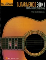 Hal Leonard Guitar Method, Book 1 - Left-Handed Edition (Music Instruction)