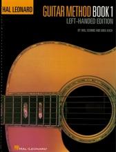 Hal Leonard Guitar Method, Book 1 - Left-Handed Edition (Music Instruction)