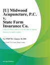U Midwood Acupuncture PC V State Farm Insurance Co