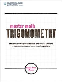 MASTER MATH: TRIGONOMETRY